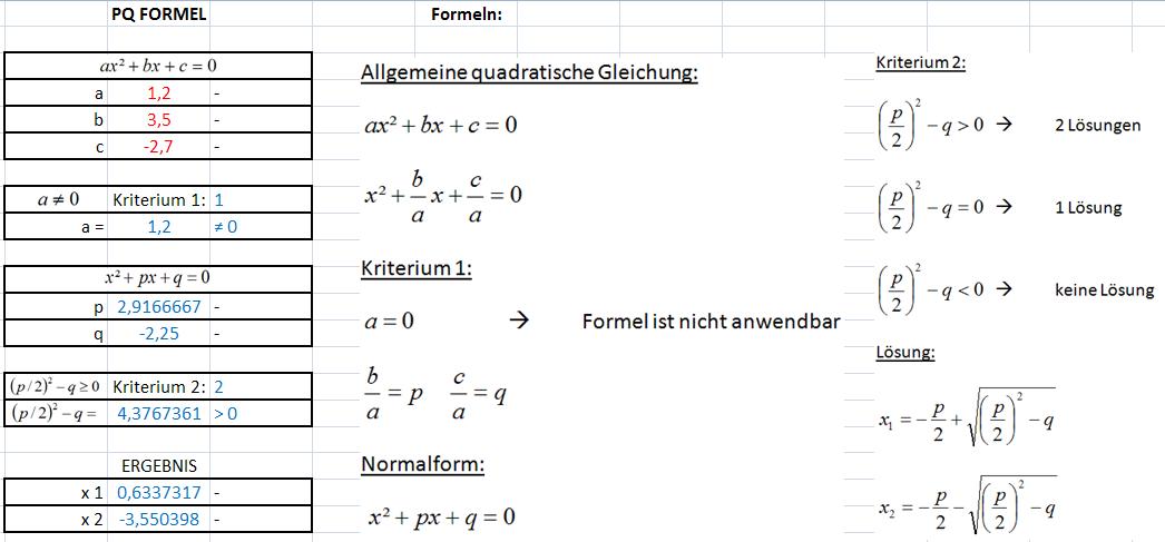 Excel Keine Formel